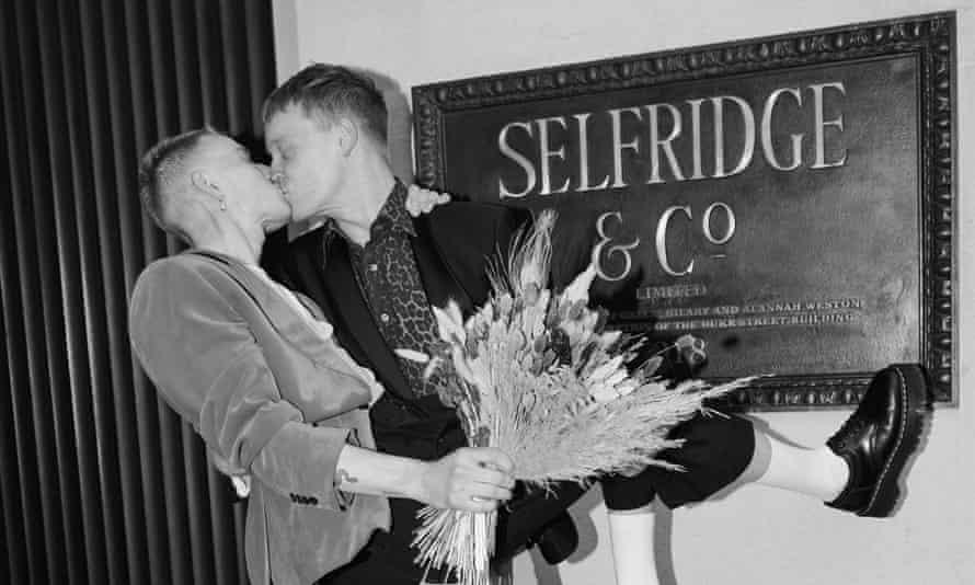 Wedding at Selfridges