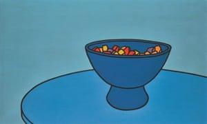Sweet Bowl by Patrick Caulfield