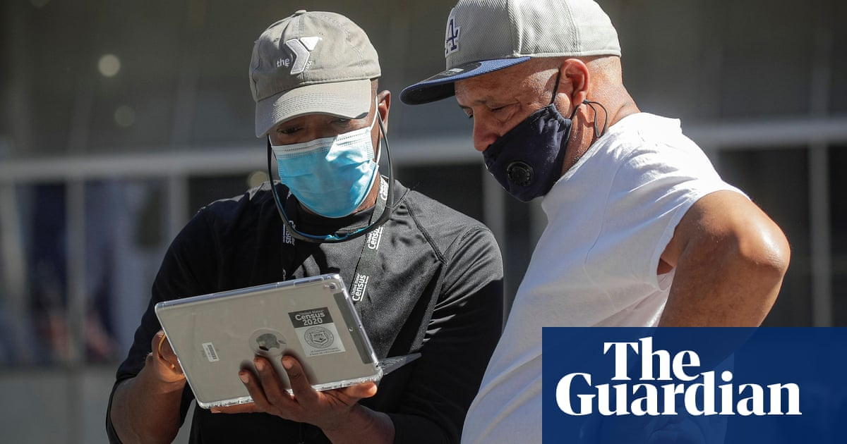 Fight to Vote: did Trump just ruin the census? – The Guardian