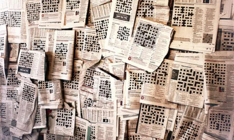 Many crosswords