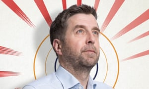 Radio 5Live's Mark 'Chappers' Chapman.