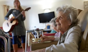 Care homes can be lonely and cruel places  But they can also be