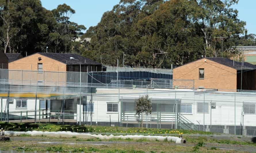 The Villawood detention centre in Sydney's west