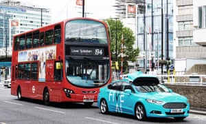 Self-driving cars could provide £62bn boost to UK economy by