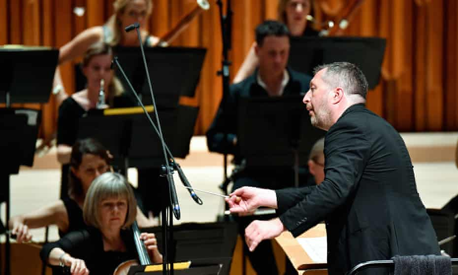 Thomas Adès conducts the Britten Sinfonia at the Barbican.