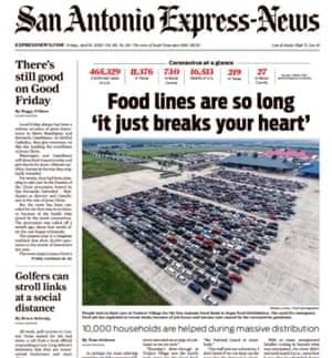 The San Antonio-Express News