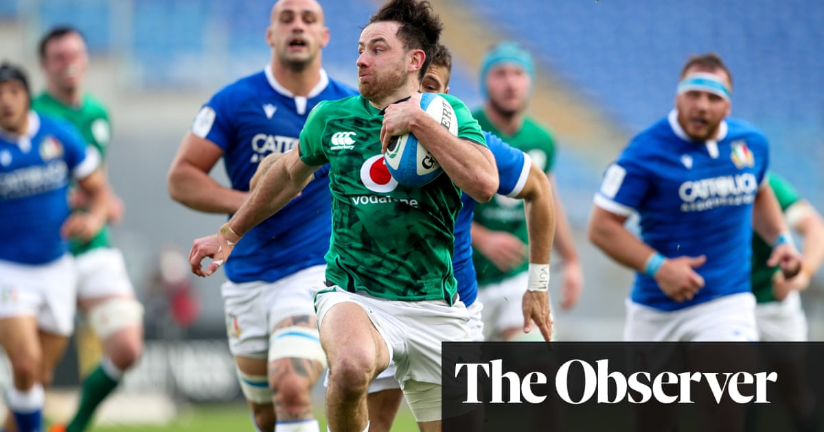 Clinical Ireland run riot to pile more Six Nations misery on Italy