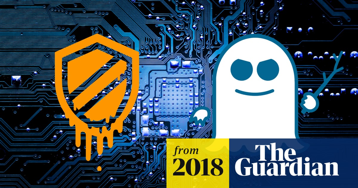Meltdown and Spectre: 'worst ever' CPU bugs affect virtually