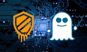 Meltdown and Spectre security flaws now have their own logos.