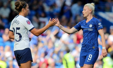 Hollow promises of equality are to blame if Women's Super League is cancelled | Suzanne Wrack