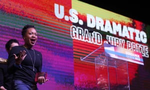 Director Chinonye Chukwu wins the US grand jury prize for drama for her film Clemency.