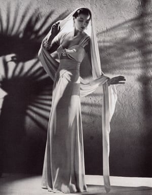 Jay Thorpe, New York collection gown. December 1939. Private collection