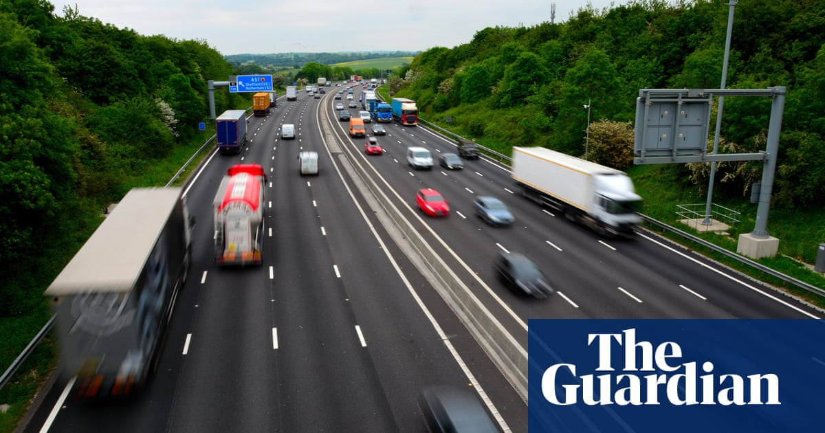 Really smart motorways would have a lower speed limit