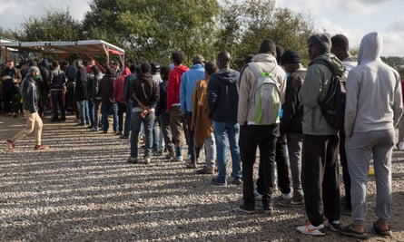 Refugees in Calais: 'A charitable scheme to help isolated children is one thing; a proper effort to fulfil our responsibilities as Europeans… is another.'