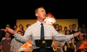 Tim Farron's first address to the party faithful as leader.