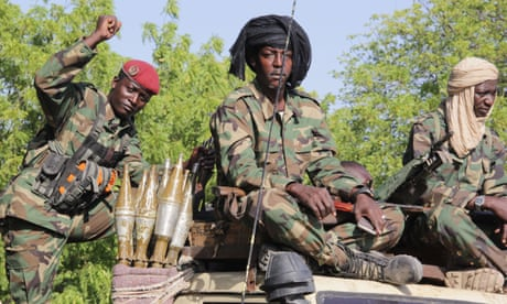 Fears for civilians in Chad after army suffers devastating Boko Haram attack
