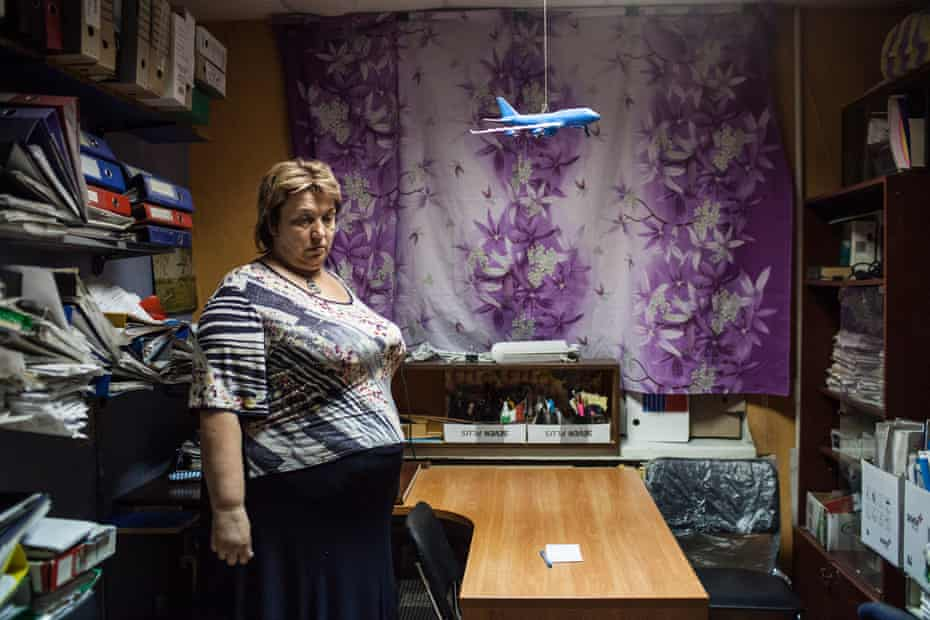 Yadviga Lozinska has been looking for her son, a Ukrainian soldier missing in action, since August 2014.