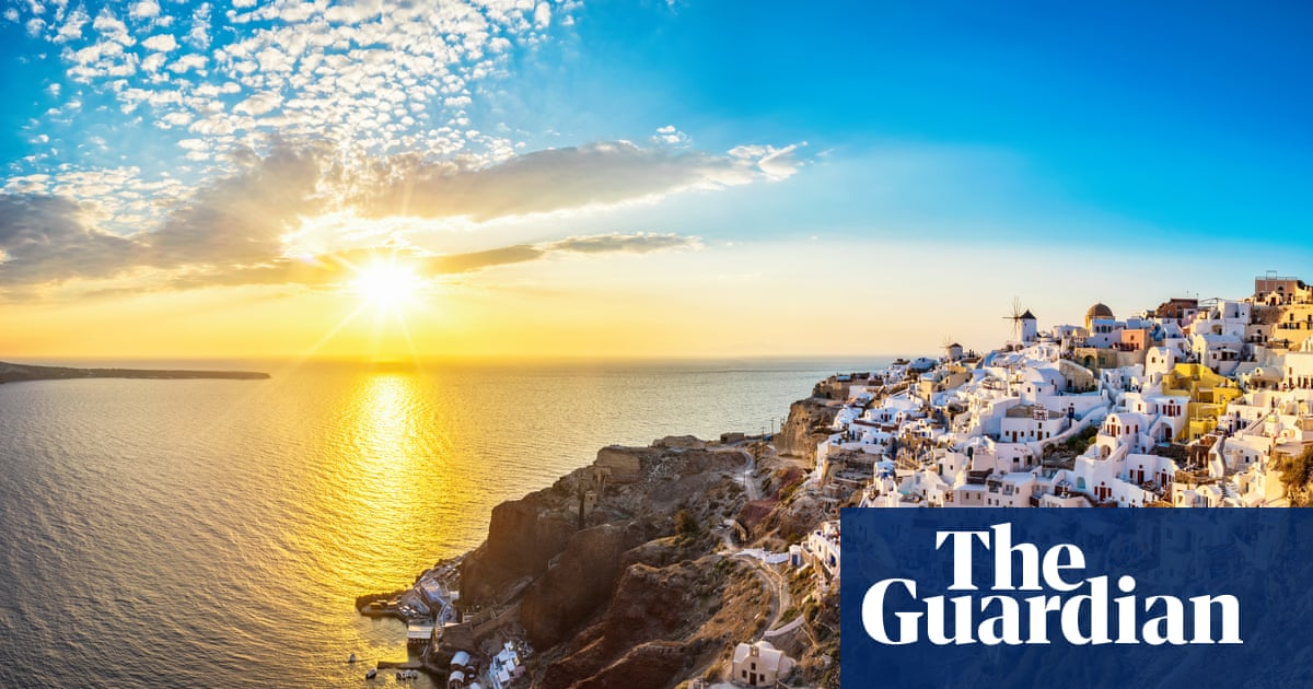 Peace, antiquity and beaches: a guide to five famous Greek islands