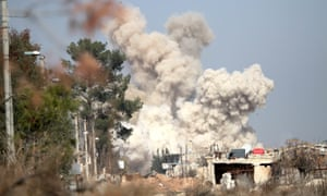 Explosion in Damascus, Syria