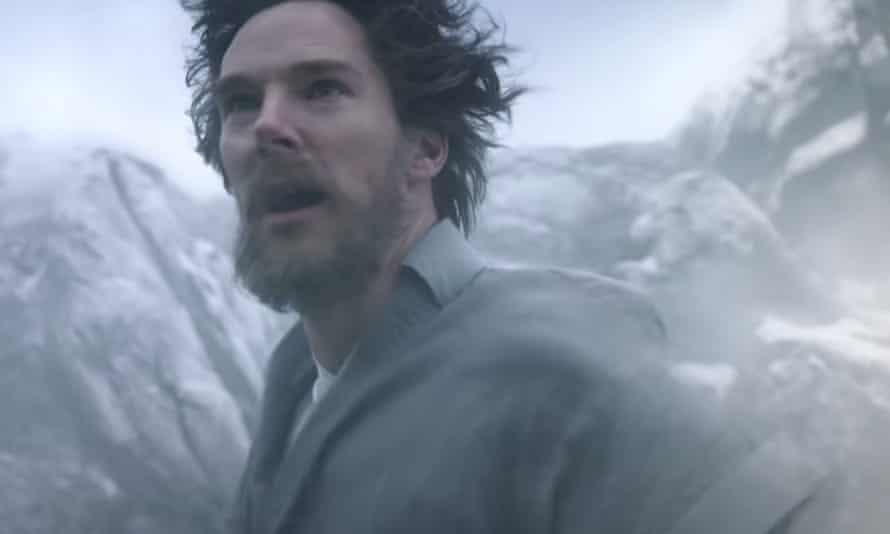 Benedict Cumberbatch jako Doctor Strange