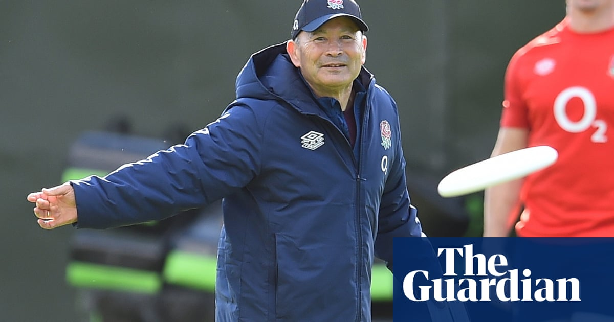 Eddie Jones says he cannot guarantee England players will follow Covid rules