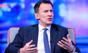 Jeremy Hunt was asked on ITV's Peston whether he would honour deals made by Theresa May if he became leader of the Conservative Party.