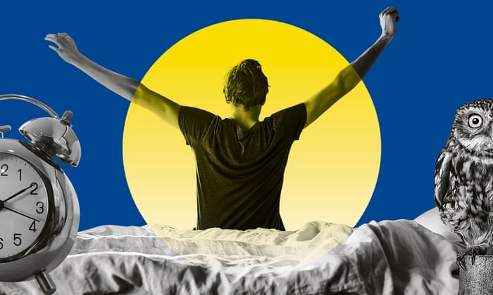 No more snooze button: a complete guide to waking up feeling