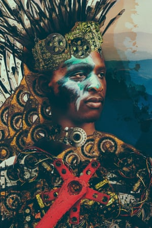 Jua Kali is on show at United Photo Industries in Dumbo, Brooklyn until March 26All images: Tahir Carl Karmali