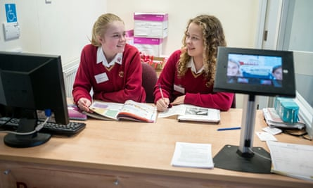 Weald of Kent Grammar School in Tonbridge