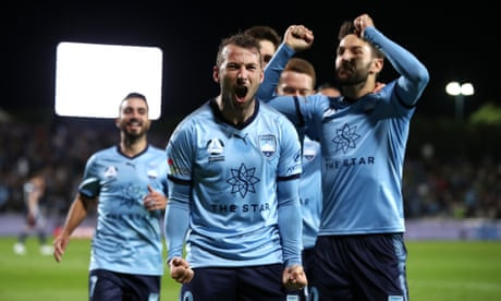 Sydney FC hand Melbourne Victory record A-League Big Blue belting