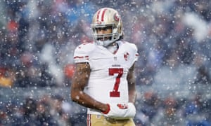 Colin Kaepernick was far from the NFL's best quarterback during his playing days but he was an effective player
