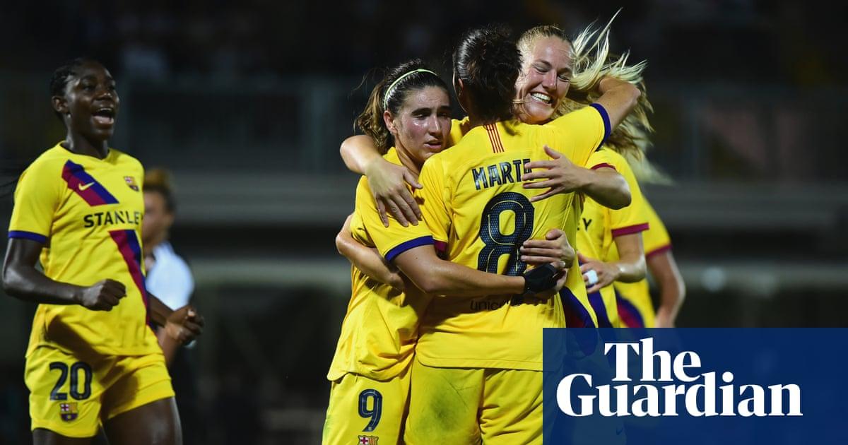 Women's Champions League: Juventus lose to Barcelona as Lyon win 9-0