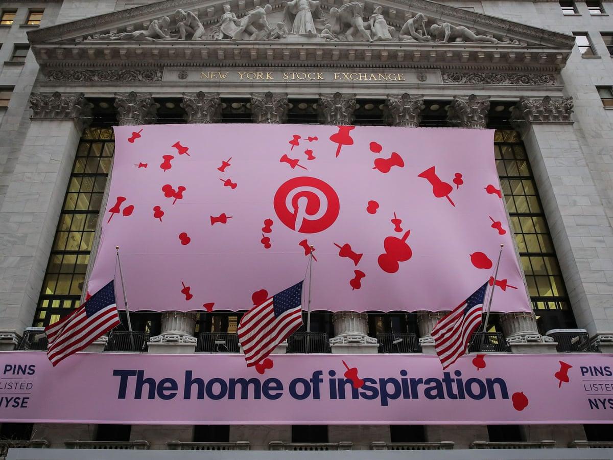 Pinterest shares soar after tech unicorn sees 'blowout quarter ...