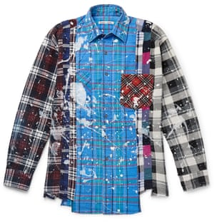 Eastern promiseThe Japan Edit at Mr Porter boasts leading Japanese menswear designers, from Ambush and Beams Plus to Neighborhood and Needles. All 122 pieces are exclusive to the website. Shirt, £310, Needles, mrporter.com