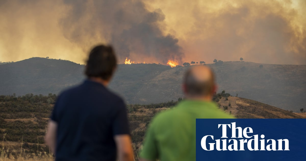 Spanish wildfires drive thousands from homes close to Costa del Sol