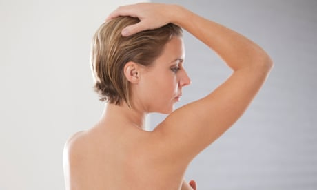 Almost half of British women do not self-examine for breast cancer