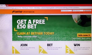 All bets are off as Betfair asks me to repay my football