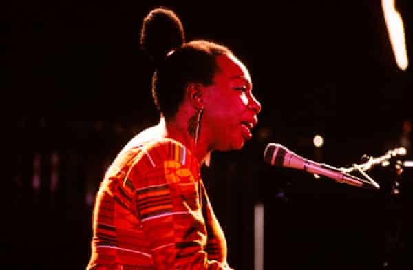 Nina Simone.