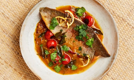 Yotam Ottolenghi's spicy fish recipes