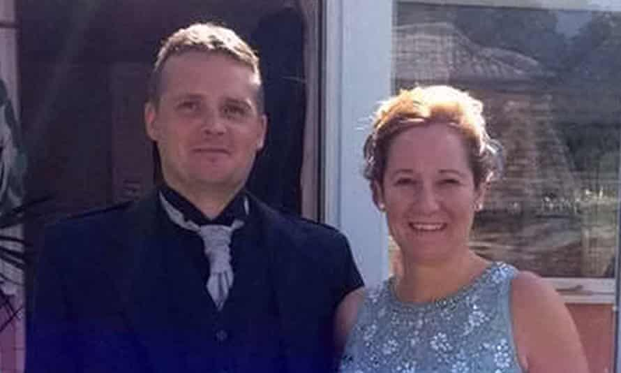 Iain Stuart, 41, of Laurencekirk, Aberdeenshire, has been identified as among 13 people killed in the North Sea helicopter crash.