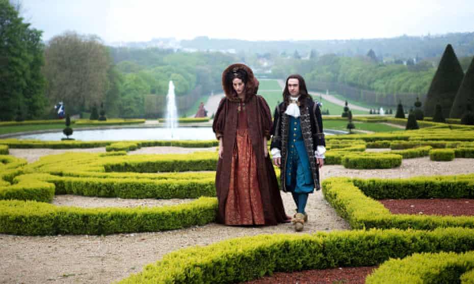 A still from series 2 Versailles