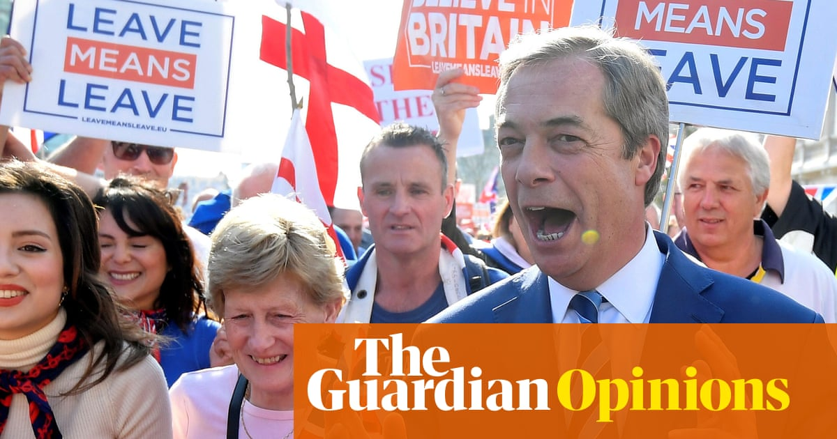 What do you get if you don't teach stats properly? Farage and Trump