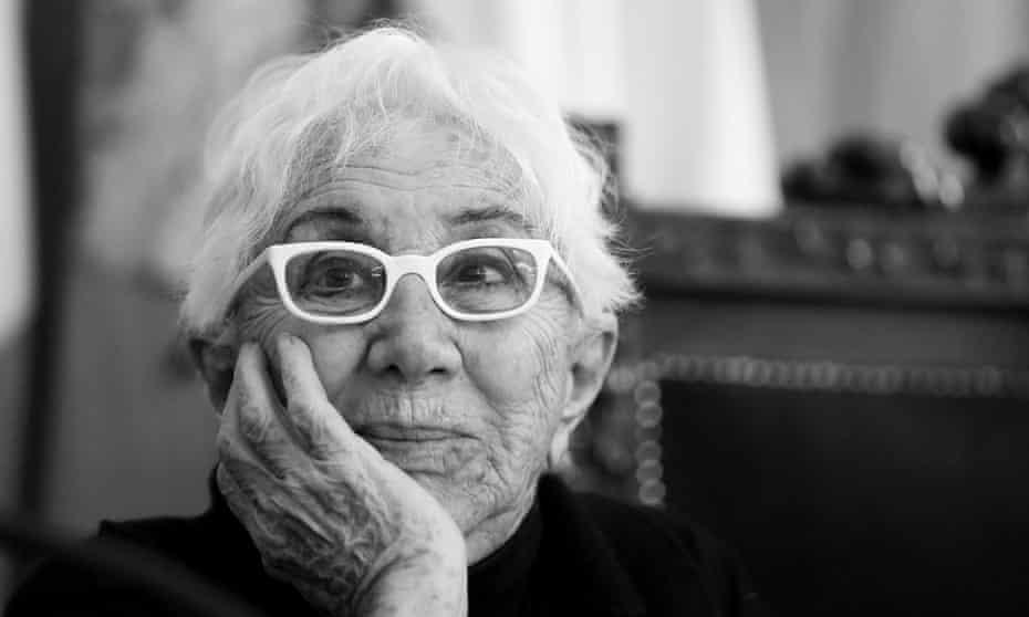 Italian film director Lina Wertmüller