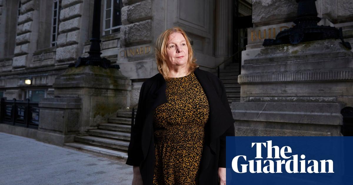 Wendy Simon: the interim mayor running Liverpool from her living room