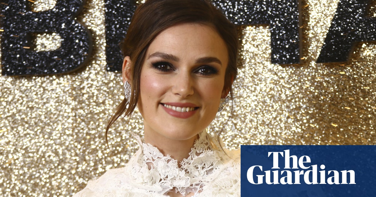 Keira Knightley: I wont shoot any more sex scenes directed by men