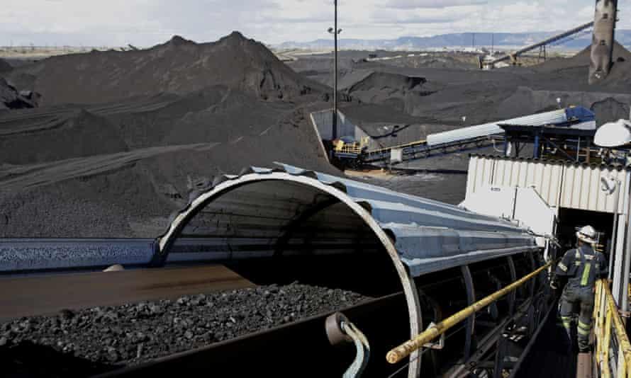 a coal mine in utah