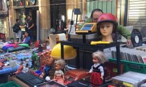 Dos de Mayo market in Bilbao