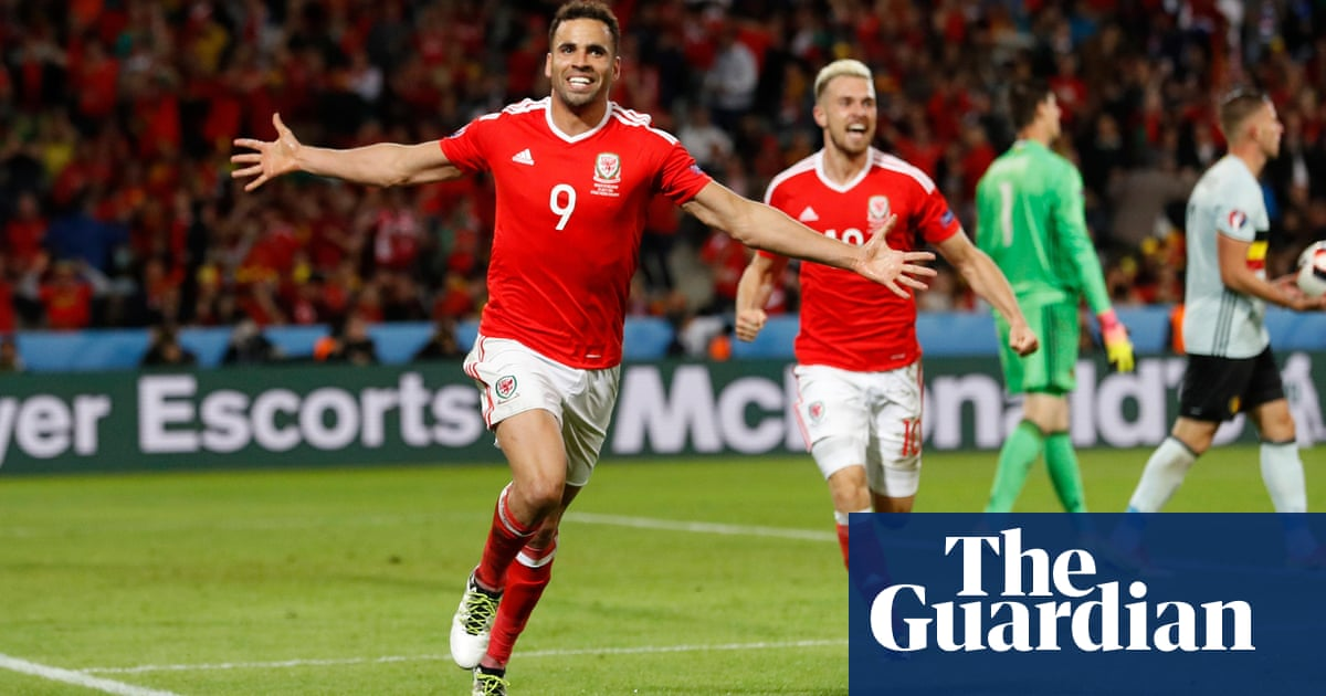 Wales in dreamland after Hal Robson-Kanu s magic touch stuns Belgium ... 101fbdc00