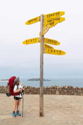 Perth based photographer Louise Coghill hiking the Te Araroa trail: 3,000km down the length of New Zealand, from Cape Reinga in the north to the southernmost point of Bluff. Cape reinga - start of the hike
