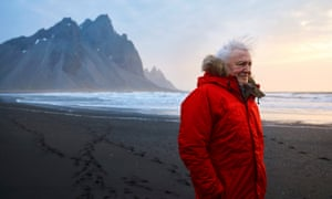 David Attenborough is one of Britain's best-loved personalities.